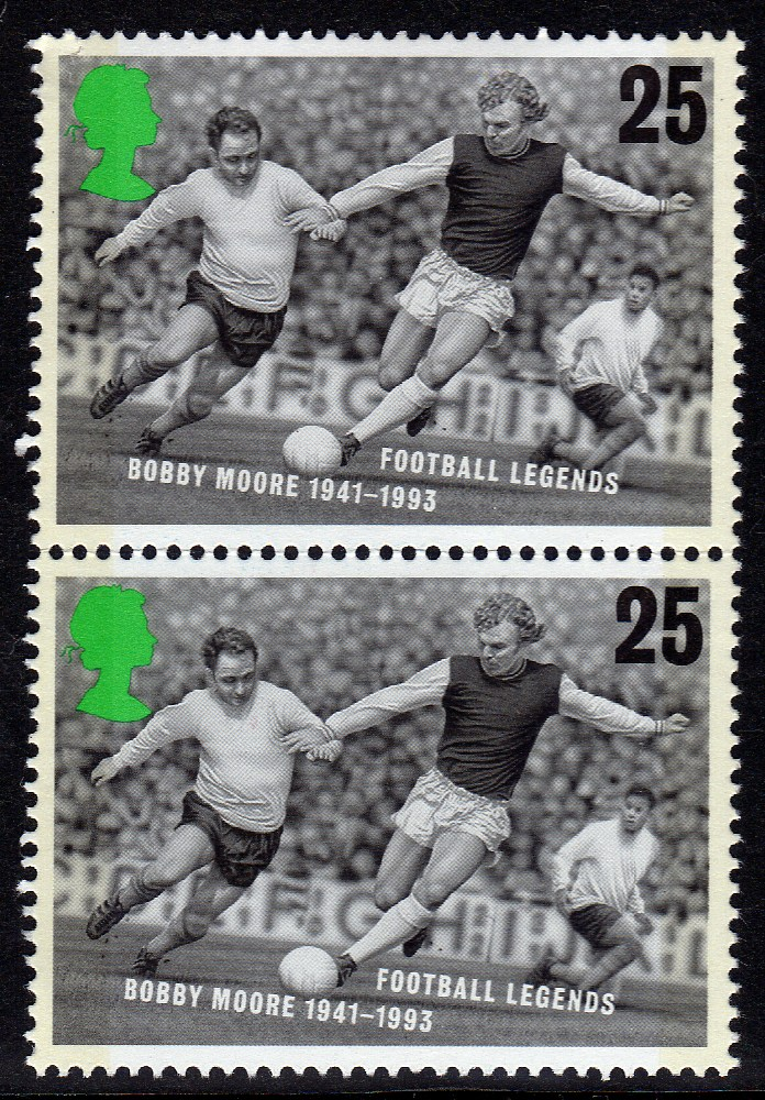 100 2nd class stamps (using 2 values)